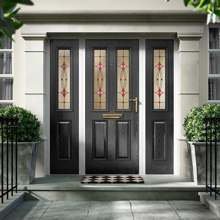 Entrance Doors Buckinghamshire