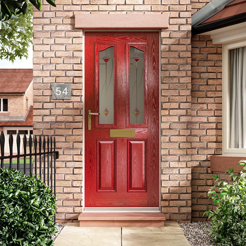 Replacement Entrance Doors Buckinghamshire