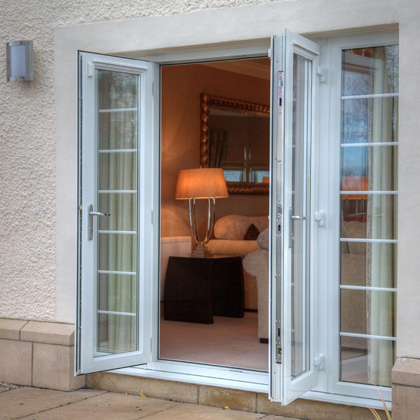 Replacement uPVC French Doors Buckinghamshire