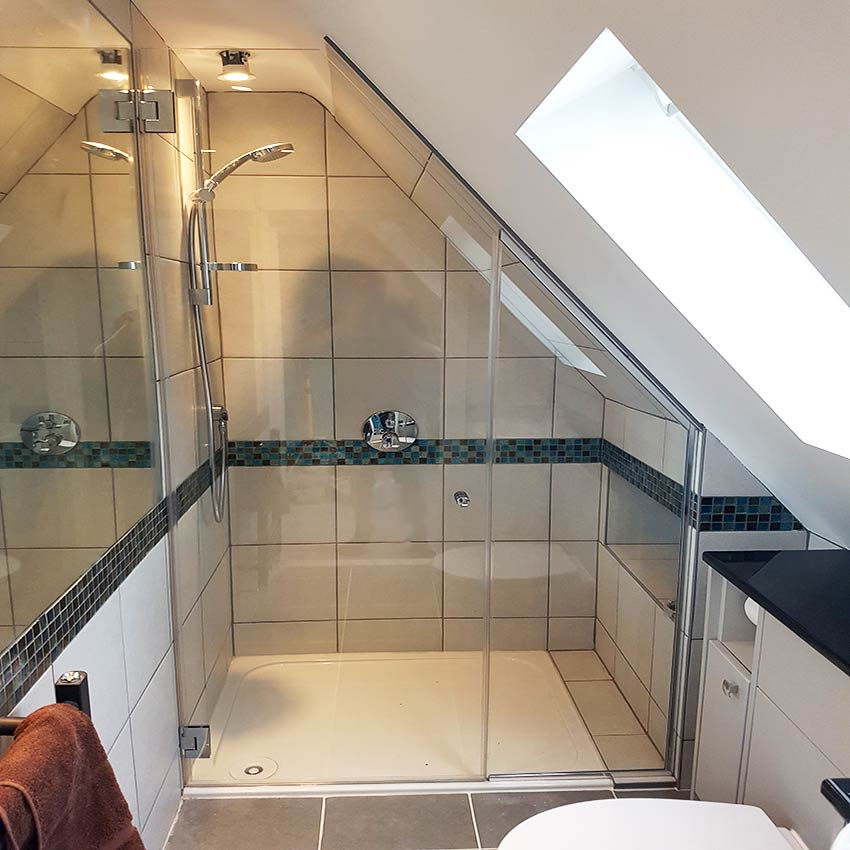 glass shower screen High Wycombe