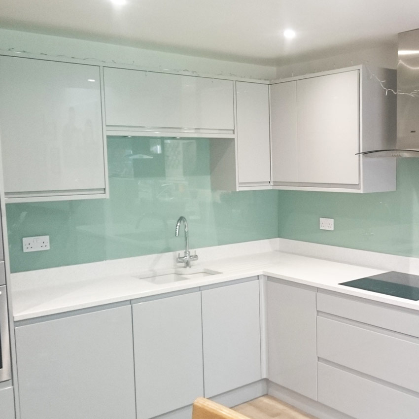 Full Kitchen Splashback
