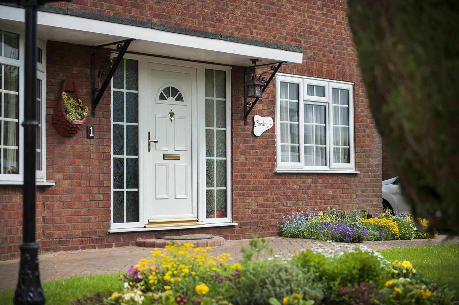 Residential uPVC Front Doors Buckinghamshire